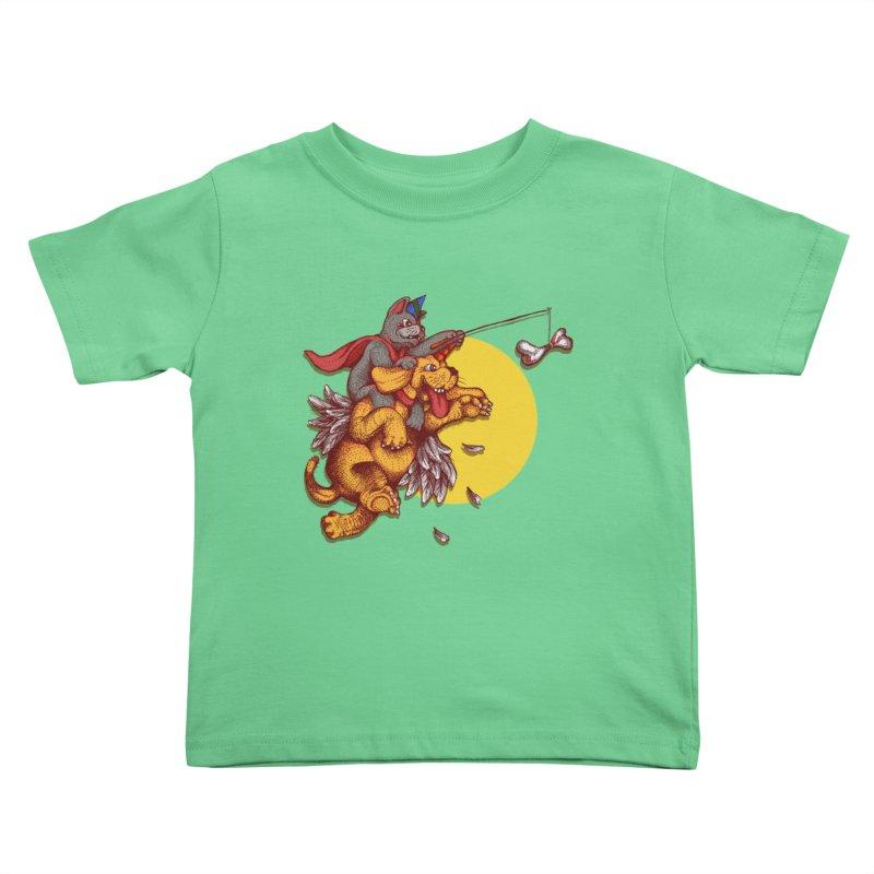 soo close yet sooo far Kids Toddler T-Shirt by okik's Artist Shop