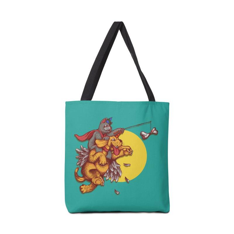 soo close yet sooo far Accessories Bag by okik's Artist Shop