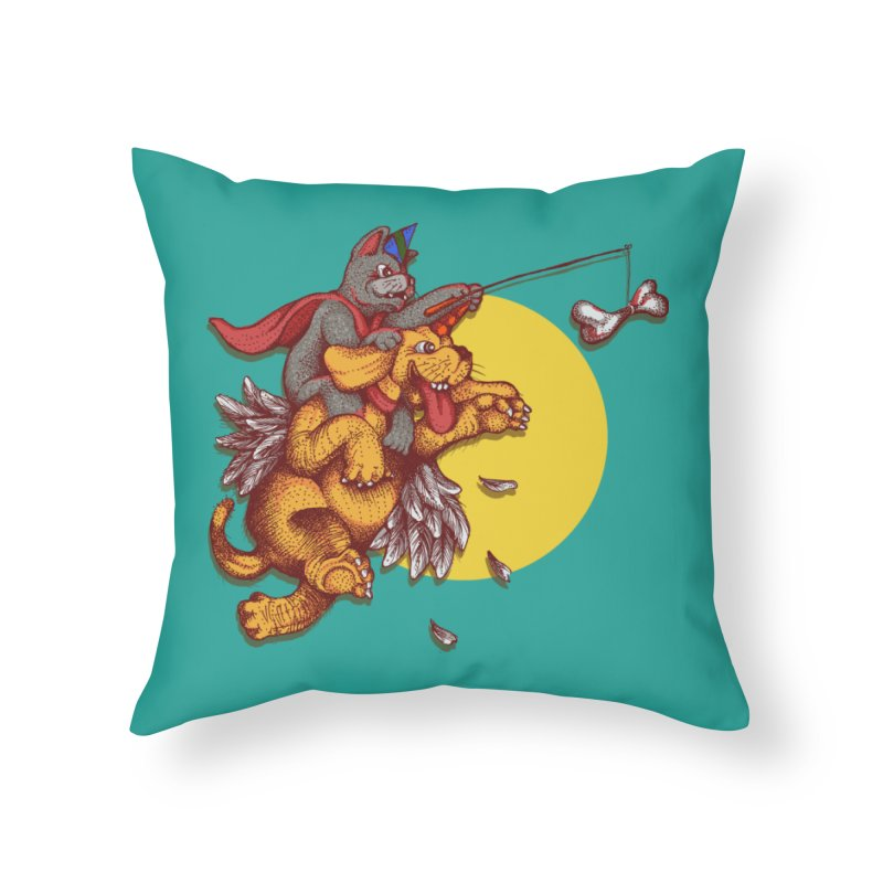 soo close yet sooo far Home Throw Pillow by okik's Artist Shop