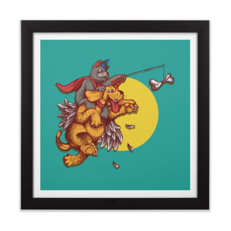 soo close yet sooo far Home Framed Fine Art Print by okik's Artist Shop