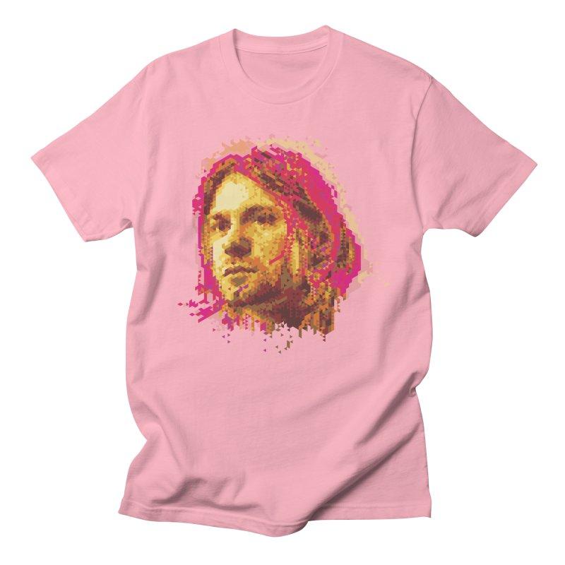 teen spirit Men's T-shirt by okik's Artist Shop