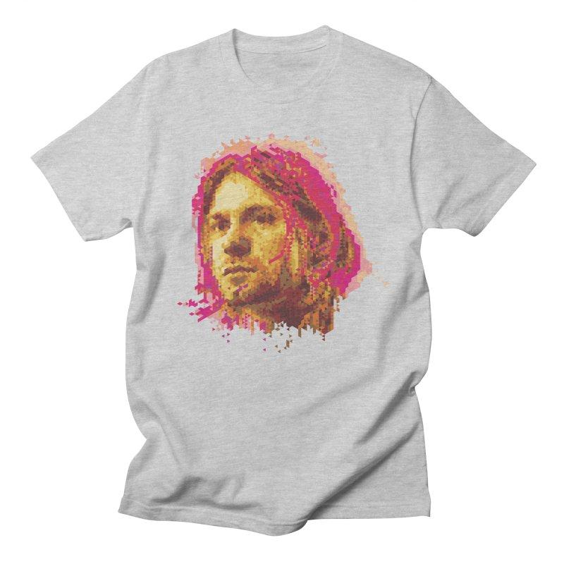 teen spirit Men's Regular T-Shirt by okik's Artist Shop