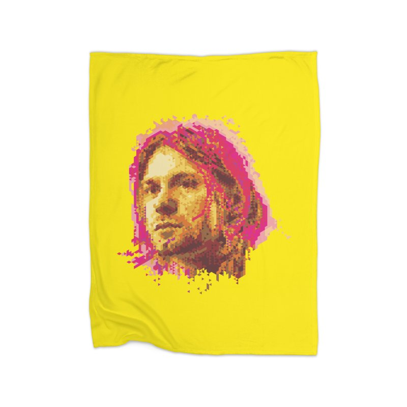 teen spirit Home Blanket by okik's Artist Shop