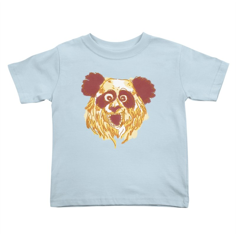 hello there Kids Toddler T-Shirt by okik's Artist Shop