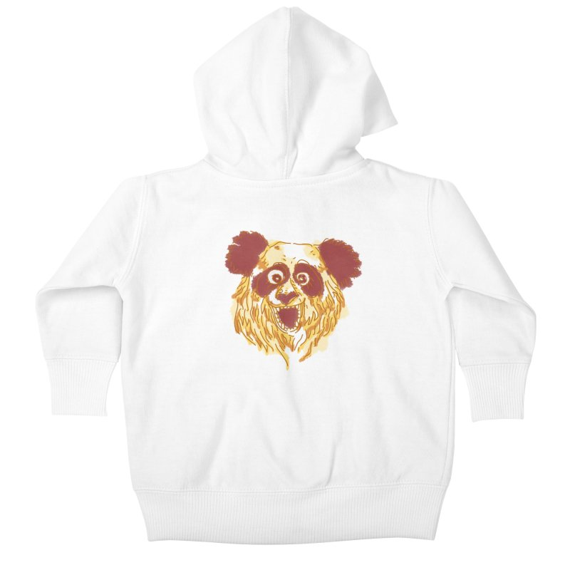 hello there Kids Baby Zip-Up Hoody by okik's Artist Shop