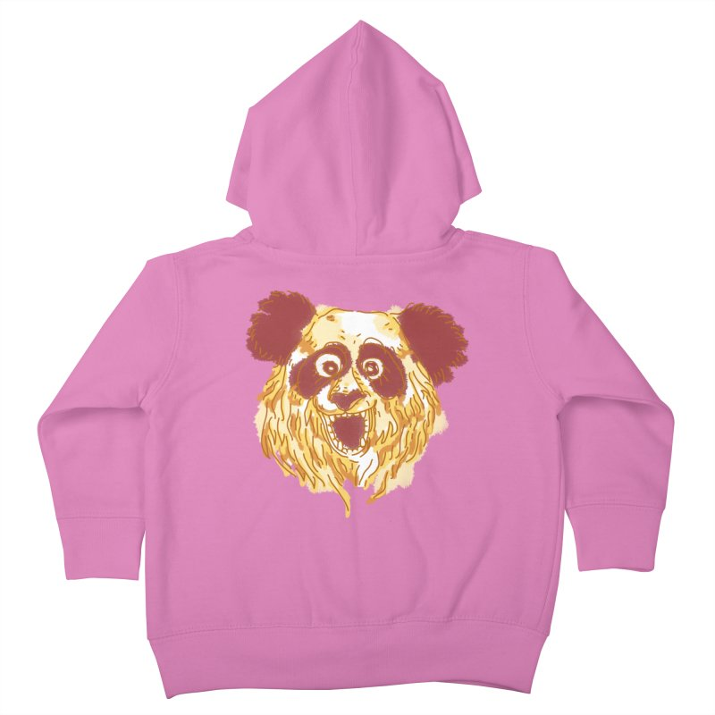 hello there Kids Toddler Zip-Up Hoody by okik's Artist Shop