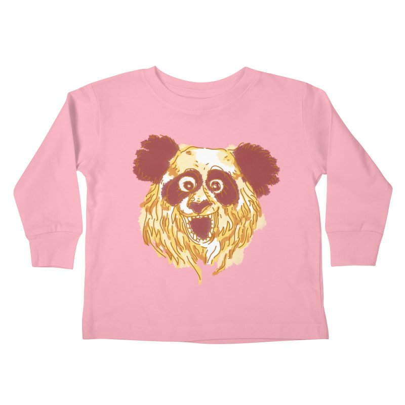 hello there Kids Toddler Longsleeve T-Shirt by okik's Artist Shop
