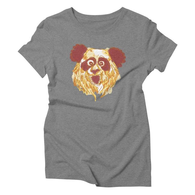 hello there Women's Triblend T-shirt by okik's Artist Shop