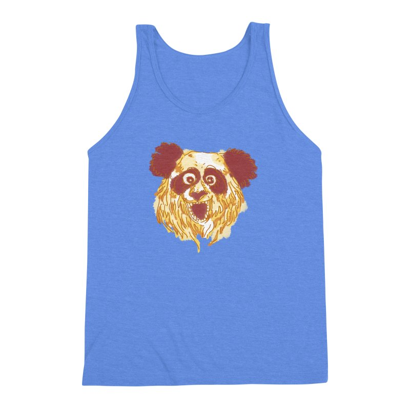 hello there Men's Triblend Tank by okik's Artist Shop