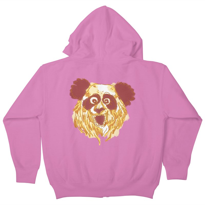 hello there Kids Zip-Up Hoody by okik's Artist Shop