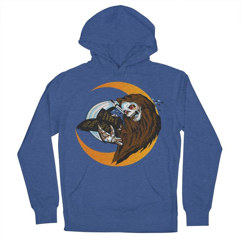 deathwish Men's Pullover Hoody by okik's Artist Shop