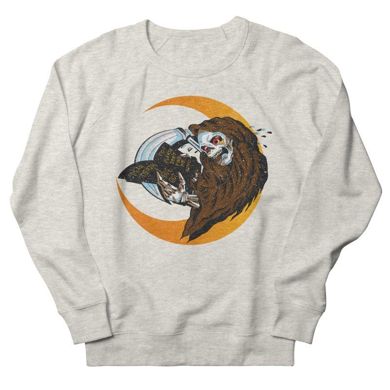 deathwish Men's Sweatshirt by okik's Artist Shop