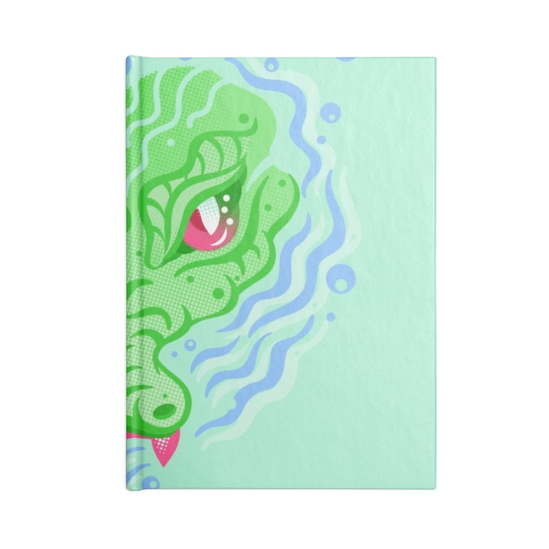 luv u 2 death Accessories Notebook by okik's Artist Shop