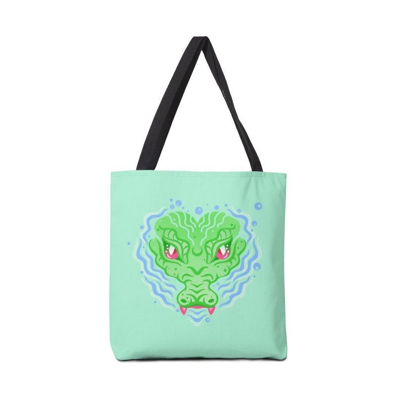 luv u 2 death Accessories Bag by okik's Artist Shop