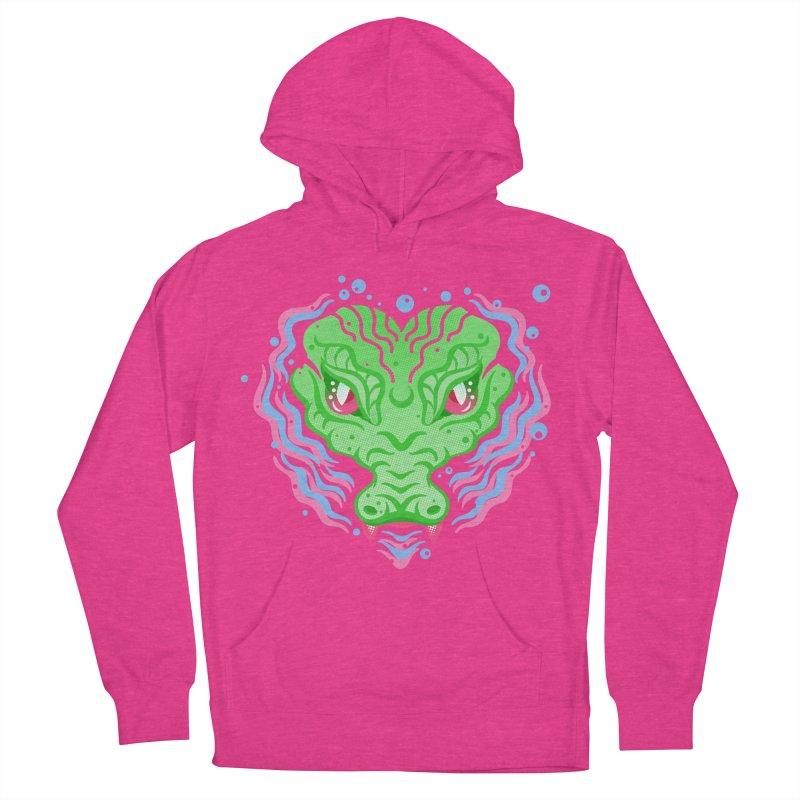 luv u 2 death Men's Pullover Hoody by okik's Artist Shop
