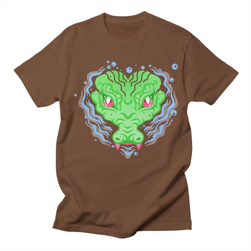 luv u 2 death Women's Unisex T-Shirt by okik's Artist Shop