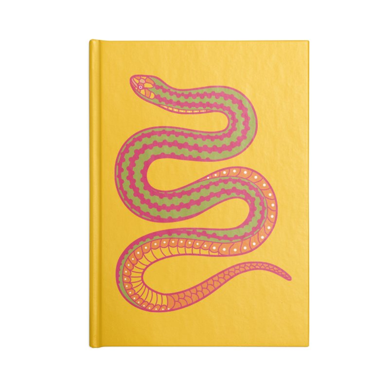 forbidden fruit Accessories Notebook by okik's Artist Shop
