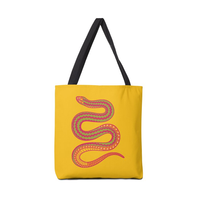 forbidden fruit Accessories Bag by okik's Artist Shop