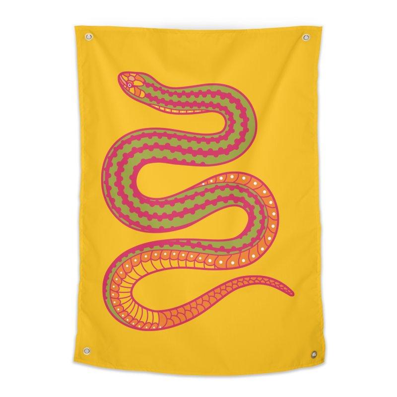 forbidden fruit Home Tapestry by okik's Artist Shop