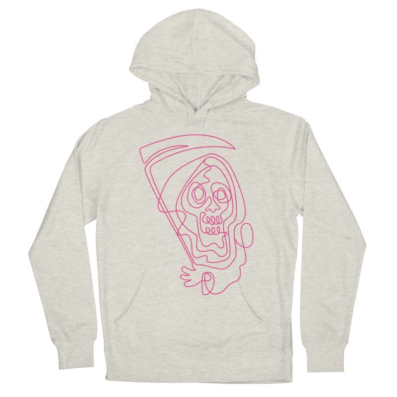 flatliner Women's Pullover Hoody by okik's Artist Shop