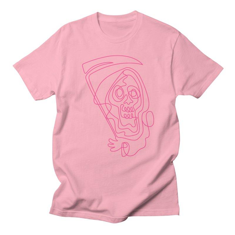flatliner Women's Regular Unisex T-Shirt by okik's Artist Shop