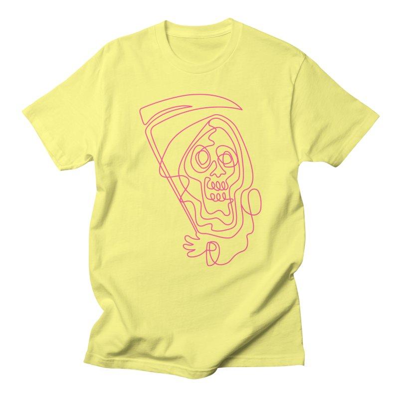 flatliner Women's Unisex T-Shirt by okik's Artist Shop