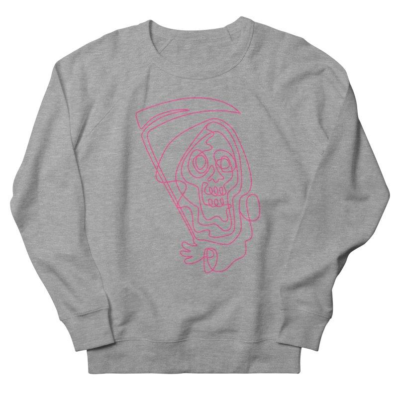 flatliner Women's French Terry Sweatshirt by okik's Artist Shop