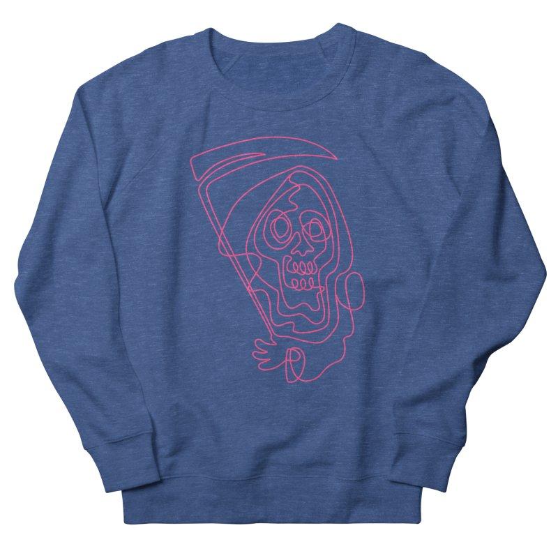 flatliner Men's Sweatshirt by okik's Artist Shop