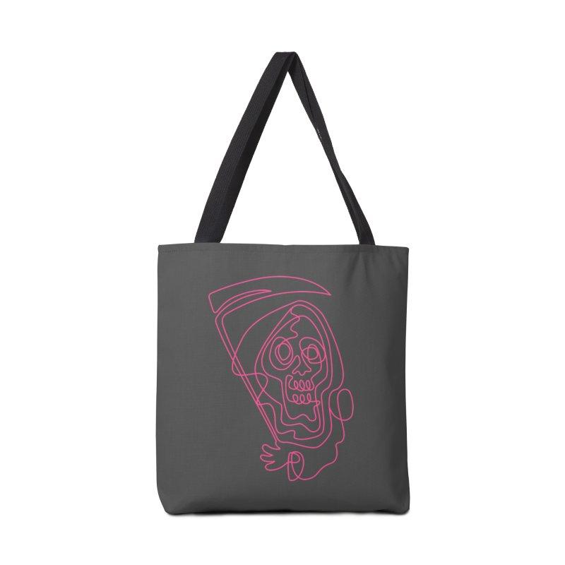flatliner Accessories Bag by okik's Artist Shop