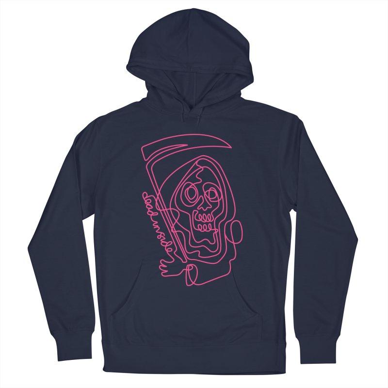 dead inside Men's Pullover Hoody by okik's Artist Shop