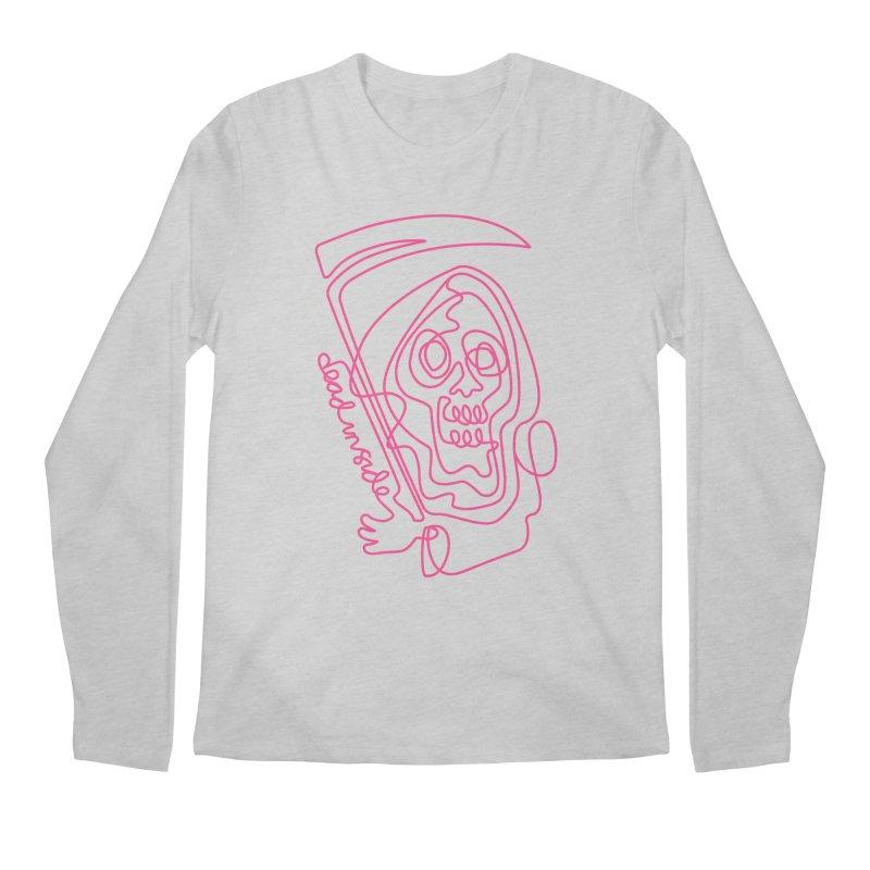 dead inside Men's Longsleeve T-Shirt by okik's Artist Shop