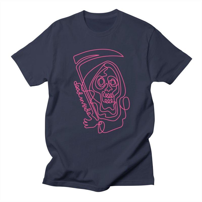 dead inside Women's Unisex T-Shirt by okik's Artist Shop