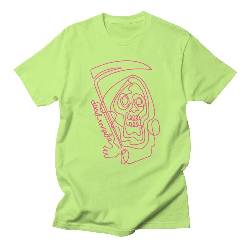 dead inside Men's Regular T-Shirt by okik's Artist Shop