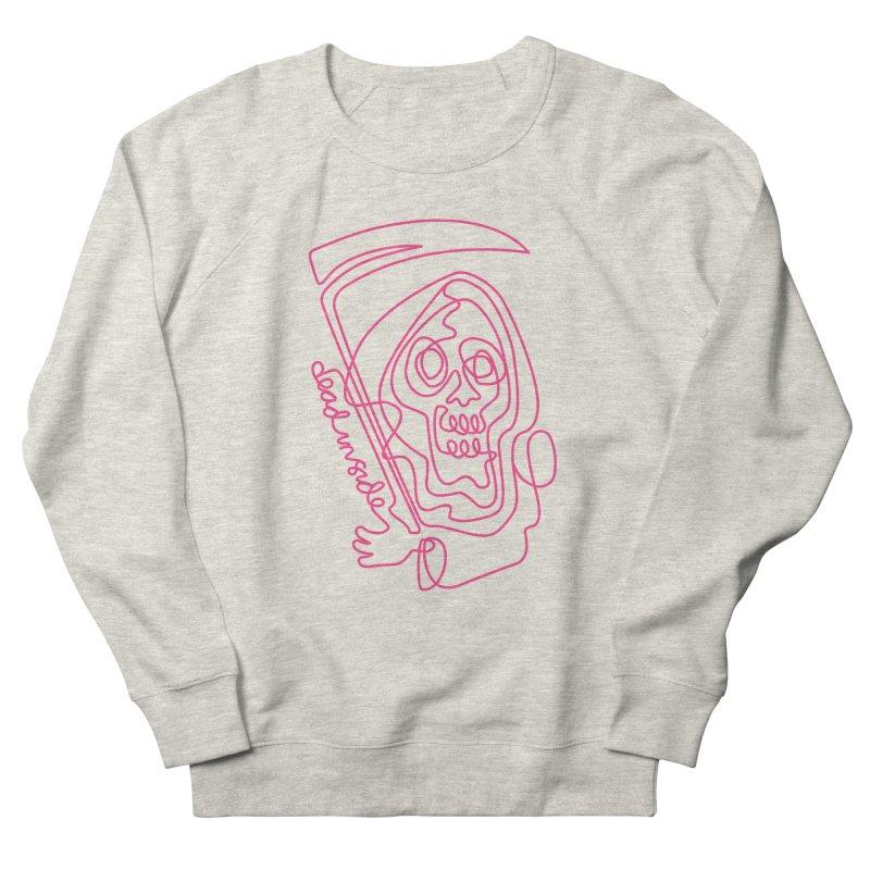 dead inside Women's French Terry Sweatshirt by okik's Artist Shop