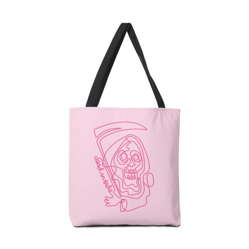 dead inside Accessories Bag by okik's Artist Shop