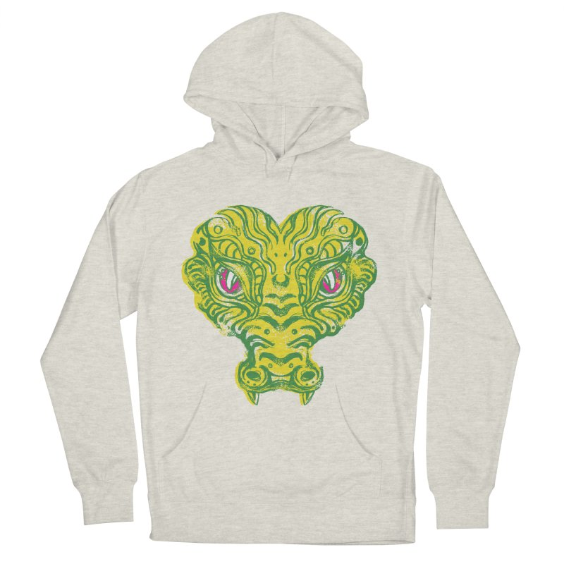 watching you Men's French Terry Pullover Hoody by okik's Artist Shop