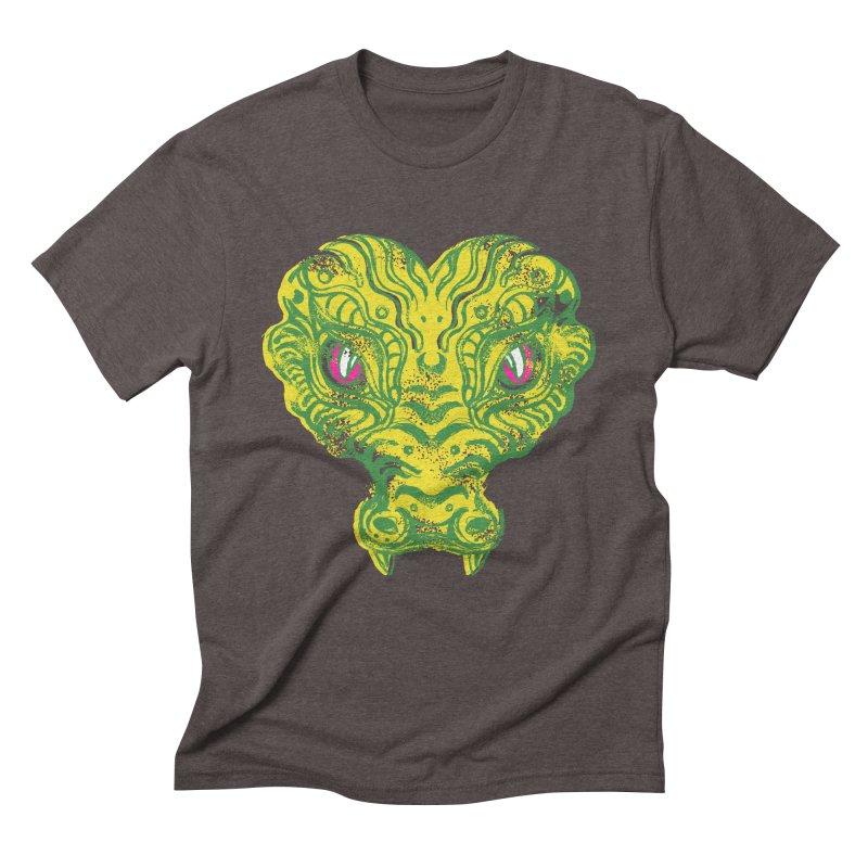 watching you Men's Triblend T-Shirt by okik's Artist Shop