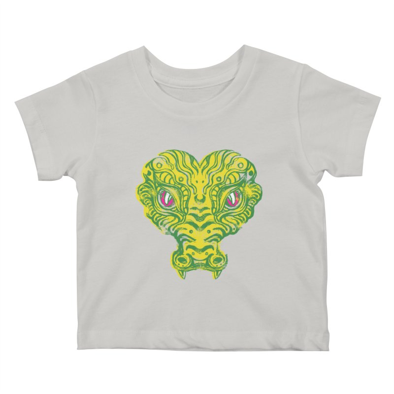 watching you Kids Baby T-Shirt by okik's Artist Shop