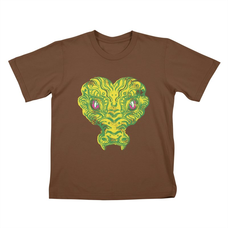 watching you Kids T-Shirt by okik's Artist Shop