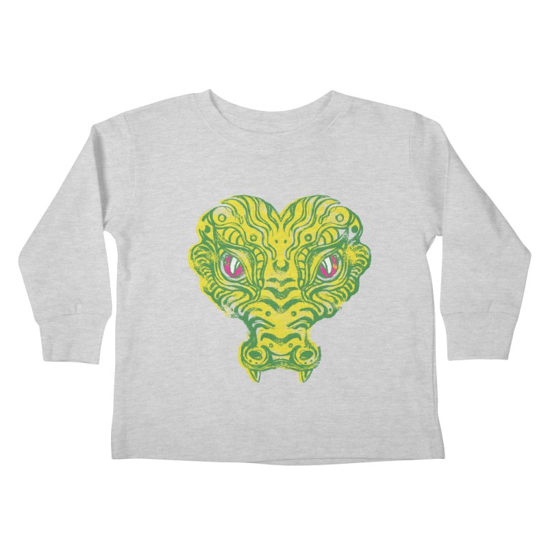 watching you Kids Toddler Longsleeve T-Shirt by okik's Artist Shop