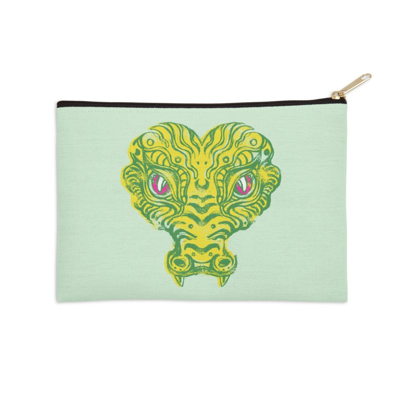 watching you Accessories Zip Pouch by okik's Artist Shop