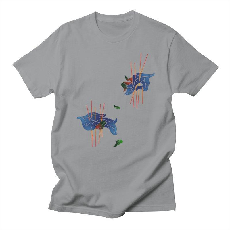 nature's love Women's Regular Unisex T-Shirt by okik's Artist Shop