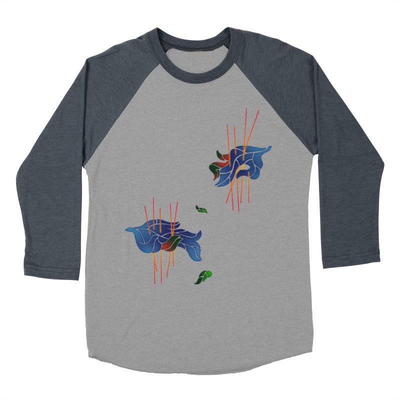 nature's love Women's Longsleeve T-Shirt by okik's Artist Shop