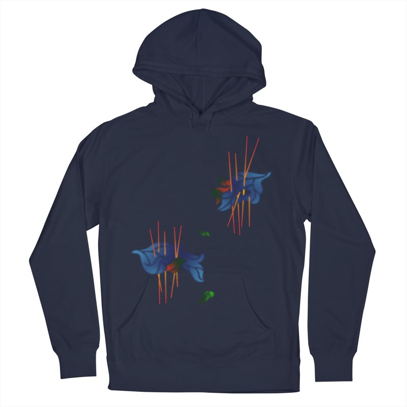 nature's love Men's French Terry Pullover Hoody by okik's Artist Shop