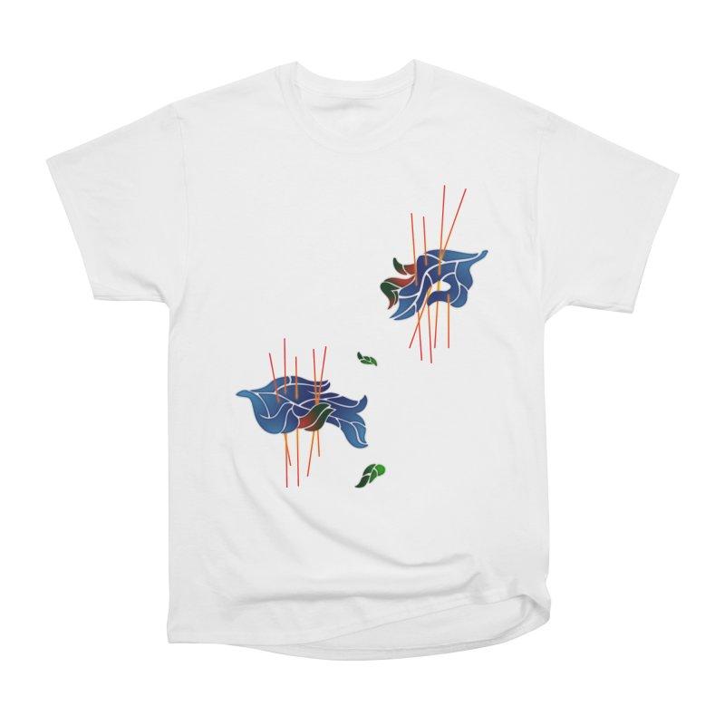 nature's love Men's Heavyweight T-Shirt by okik's Artist Shop