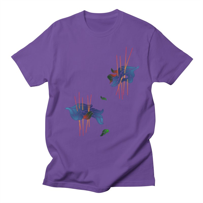 nature's love Women's Unisex T-Shirt by okik's Artist Shop