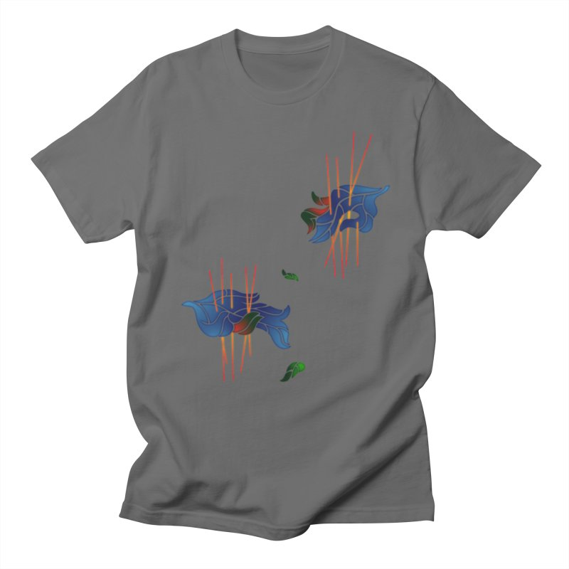nature's love Men's T-Shirt by okik's Artist Shop