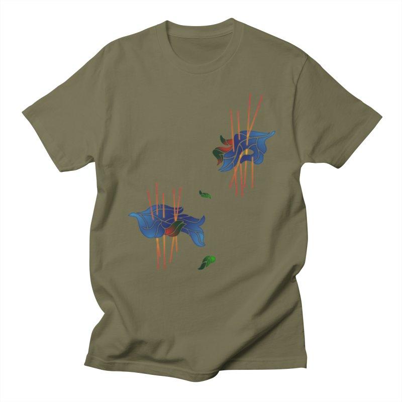 nature's love Men's T-Shirt by okik's Artist Shop