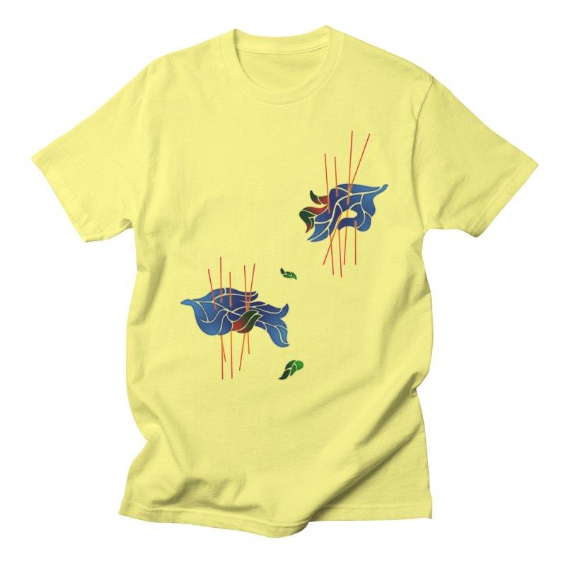 nature's love Men's Regular T-Shirt by okik's Artist Shop