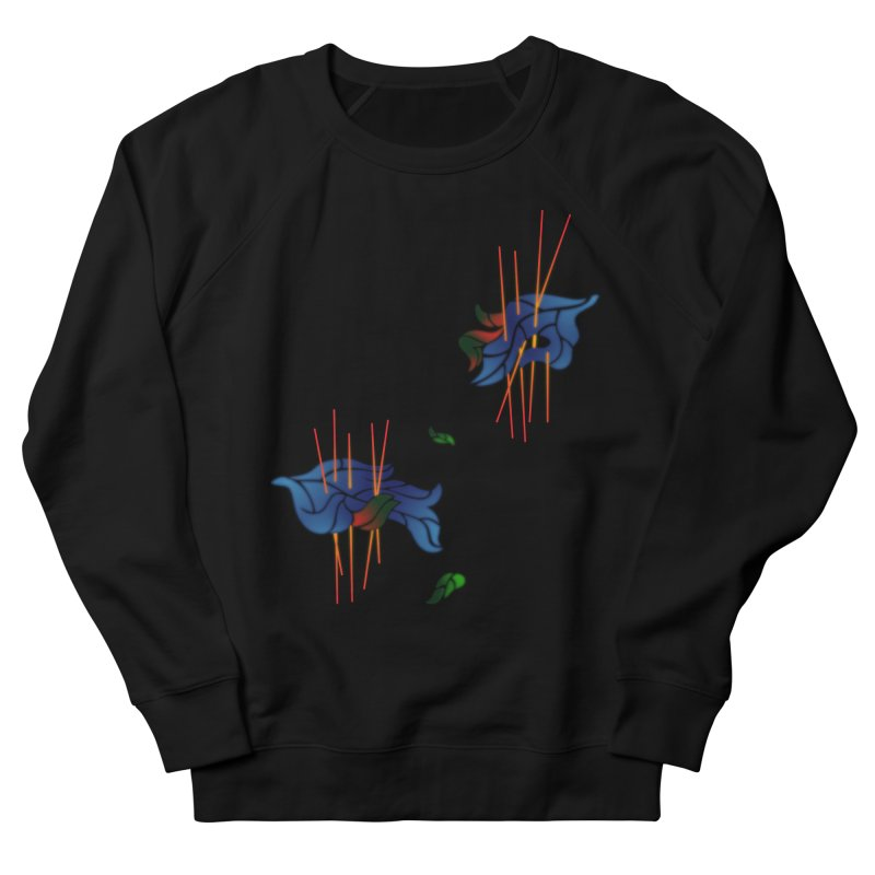 nature's love Women's French Terry Sweatshirt by okik's Artist Shop